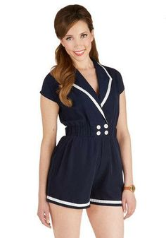 Cruise Connector Romper    Get $15 off when spending $50+ for your first order! http://fbuy.me/d4-GS