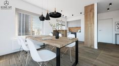 Conference Room, Dining Table, House, Furniture, Design, Home Decor, Decoration Home, Home, Room Decor