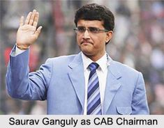 Saurav Ganguly is an iconic figure in Indian cricket. He is well known as Dada of Indian Cricket. He was the captain of the Indian Cricket Team for five long years and had brought many laurels to the country. Currently, he is appointed as CEO of Cricket Association of Bengal and President of the Editorial Board with Wisden India. He is also the part of Justice Mudgal Committee dealing by Supreme Court of India for IPL spot fixing scandal. To know more visit: #game #sports #cricket