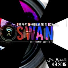 SWAN DAY 2015 Swan, Artist, Movie Posters, Blog, Women, Film Poster, Swans, Artists, Film Posters