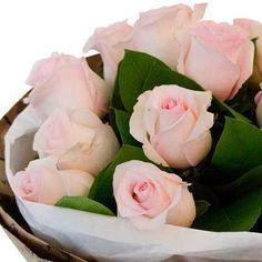 Букет розовых роз – от Flowers.ua