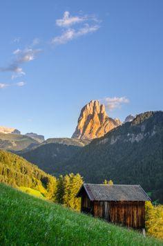 Postcard from the Dolomites www.valgardena.it