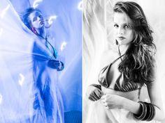 Diva! Giovanna resolveu seguir a carreira de modelo. Confira as fotos exclusivas do primeiro book da gata ♥