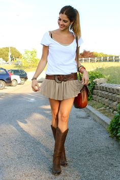 outfit - cowboy ;)
