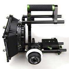 Lanparte Tripod Rig for HD Video Cameras such as DSLR CANON NIKON SONY