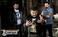 Força Metal BR: AXECUTER: Confirmado em show histórico ao lado de ...