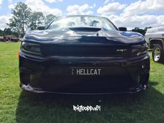 bigboppa01:Brand new Dodge Charger Hellcat at the All American...