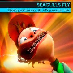 Diseño, animación, 3D, VFX y mucho más con SEAGULLS FLY  Inspirador estudio gráfico con una gran producción.    Leer más: http://www.colectivobicicleta.com/2012/09/animacion-de-seagulls-fly.html#ixzz26Scn1YOT