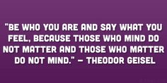 theodor geisel quote 25 Famed Nosey People Quotes