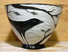 Made to Order Porcelain Bowl by whiteowlporcelain on Etsy