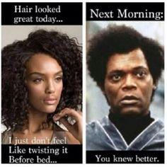 Hair & Beauty Memes