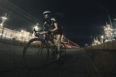 'Urban Cycling 3' by Dave Lehl - Photography from United States