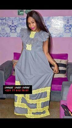 African Wear, African Attire, African Fashion Dresses, African Dress, Cool Outfits, Fashion Outfits, Womens Fashion, Ankara Gowns, African Models