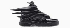 Jeremy Scott releases Wings 3.0. Not a shoe I would wear, but looks very...different!