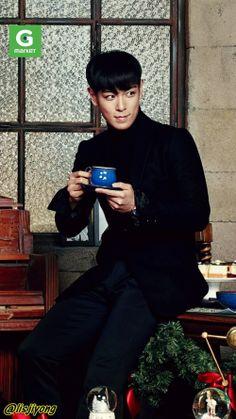 [G MARKET] TOP - CHRISTMAS WISH LIST #BIGBANG | We Heart It