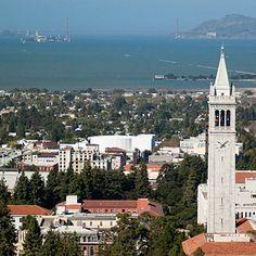 University of California, Berkeley, Berkeley, California | Coastalliving.com