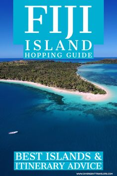 Every island is different, but you can be sure that every island is worth exploring, the only question is, which islands do you choose if you're short on time? We put together this guide to help you to create your own Fiji island hopping itinerary. Here are the best islands in Fiji, and why you need to visit them! #Planyourtrip #Fiji #IIslandGuide #Itinerary #Vacation #Travel #Adventure Travel Advice, Travel Plan, Travel Articles, Travel Guides, Travel Tips, Places Around The World, Travel Around The World, Around The Worlds, Amazing Destinations