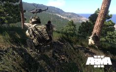 ARMA III - Trey Foscue