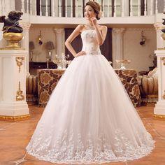 Bride bandage lacing 2014 laciness bow wedding dress wedding dress US $48.00