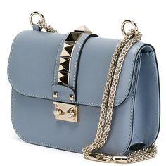 Valentino Garavani 'glam Lock' Shoulder Bag - Biondini Paris -... ($1,920) via Polyvore
