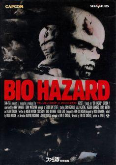 "vgjunk: "" Biohazard (Resident Evil) Sega Saturn guide book. """