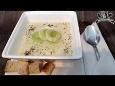 (6) Póréhagyma-zöldhagyma krémleves egyszerűen / Anzsy konyhája - YouTube