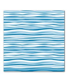Love this Wave Marina Self-Adhesive Shelf Liner by Con-Tact Brand on #zulily! #zulilyfinds
