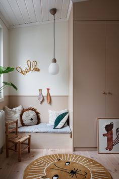 Cute kids room in beige tones is part of Scandinavian kids rooms - Kids room design, kids room wall color, scandinavian kids room, beige kids room Scandinavian Kids Rooms, Room Wall Colors, Kids Room Design, Kids Corner, Room Corner, Girl Room, Bedroom Decor, Wall Decor, Bedroom Lighting