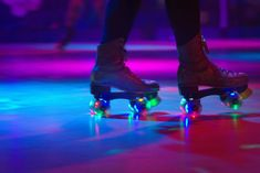 The Oklahoma City metro area has several roller skating rinks; here is a list with information on locations, open skate times, and more. Roller Skating Rink, Roller Rink, Roller Derby, Ice Skating, Indoor Roller Skating, Skate Center, Snowboard Girl, Skateboard Girl, Figure Skating Dresses