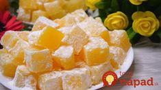 Na prípravu týchto cukríkov nepotrebujete veľa času, ani energie. Candy Recipes, Baking Recipes, Cookie Recipes, Dessert Recipes, Russian Desserts, Russian Recipes, Cold Desserts, No Bake Desserts, Bolet