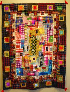 Make It... a Wonderful Life: Kawandi Adventure: Quilts by Margaret Fabrizio