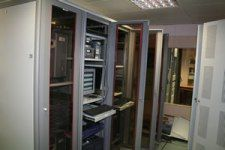 The head end of the leading cable corporate Hathway Cable and Datacom Ltd
