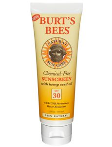 This is great, chemical-free suncreen for long days on the water.