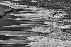 Waves - Agiokampos, Larisa Photo Work, Greece, Waves, Beach, Outdoor, Jumpsuit, Greece Country, Outdoors, The Beach