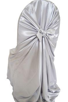 Platinum Universal Chair Cover $3.49   Wedding Linens Direct