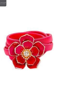 Ladies Floral Chain Belt. mrp.co,za