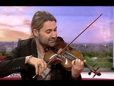 "DAVID GARRETT: ""An inspiration for young violinists"""