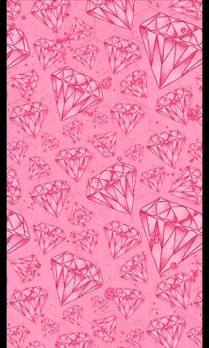 Diamond Wallpaper, Pink Wallpaper, Wallpaper Backgrounds, Virgo And Taurus, Virgo Zodiac, Facebook Background, Background Images, Iphone Wallpapers, Cute Wallpapers