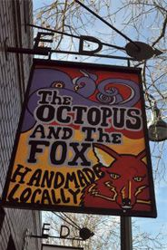 The Octopus and the Fox, handmade goodies from local artists and artisans in Albuquerque, New Mexico