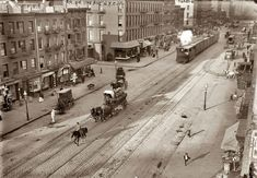 New York City 1909