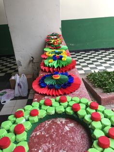 bottle cap wreaths