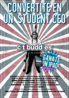 Be a Student CEO with @citibuddies, win an iPad!