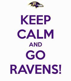 GO RAVENS!!!