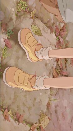 센과 치히로의 행방불명 - Best of Wallpapers for Andriod and ios Studio Ghibli Art, Studio Ghibli Movies, Aesthetic Iphone Wallpaper, Aesthetic Wallpapers, Aesthetic Anime, Aesthetic Art, Cidades Do Interior, Spirited Away, Kawaii Wallpaper
