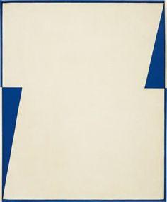 Basque (1965) by Carmen Herrera