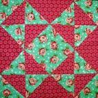 Envelope Motif Quilt Block by Starwood Quilter, via Flickr