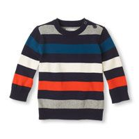 Baby Boys Clothing | Baby Boys Tops and Baby Boys Shirts | Sweaters | The Children's Place