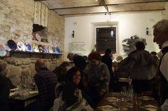 finissage con tour: cena all'HosteriaNOVA location mostra