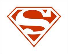 Superman logo Vinyl Decal, DC Comics, Justice League, Superman, Batman, Wonder W #DecalDrama