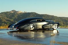 Custom 1947 Cadillac by Frank DeRosa & Jesse James
